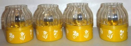New! (4) 8.75oz Citronella Oil Outdoor Lamp / Lights in Joliet, Illinois
