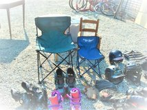 small child folding chair-med. child folding chair - child's rocker in Plainfield, Illinois