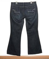 American Eagle REAL FLARE Denim Jeans Womens 12 Reg x 31 in Chicago, Illinois