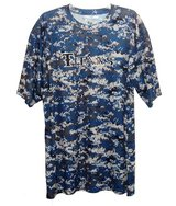Badger Sport #13 Titans Digital Camo Performance B-Core Shirt 2X Camouflage Tee in Joliet, Illinois
