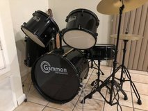 Gammon Drum Set in Fairfield, California