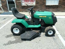 Weed Eater 38 inch cut Riding Lawn mower in Hinesville, Georgia