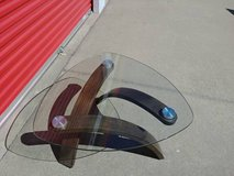 Contemporary triangle shaped Coffee table end table in Travis AFB, California