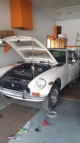MGB GT in Fort Campbell, Kentucky
