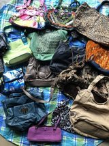 Lot of women's purses/ bags all for $4.00 in New Lenox, Illinois