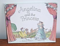 Angelina and the Princess H/C Book American Girl Angelina Ballerina in Morris, Illinois