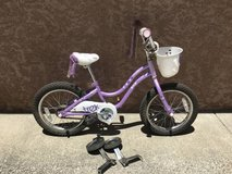 "Kids Trek Mystic 16"" Bicycle w/Training Wheels in Travis AFB, California"