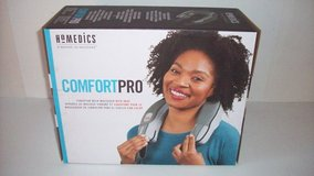 NEW homedics vibrating neck massager w/ heat comfort pro new nib in Kingwood, Texas