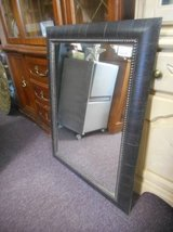 Remarkable Framed Mirror in Aurora, Illinois