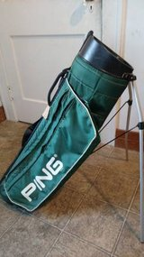 Ping Hoofer - Green w/ Pop Out Legs and Single Strap in Bartlett, Illinois
