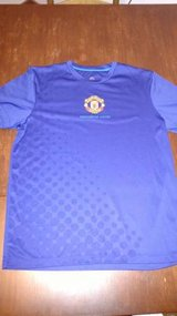 Manchester United - Purple Performance T-Shirt - Large in Bartlett, Illinois