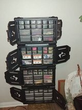 Art part storage caddy module stackable in Roseville, California