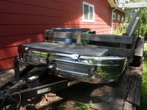 1994 - 01 Dodge Pick-Up Front Bumper Face Bar Replacement in Glendale Heights, Illinois