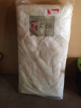 Sealy waterproof crib toddler bed mattress brand new sealed in Vacaville, California