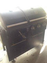 Kenmore Combo Gas & Charcoal Grill w/Cover & tank in Lackland AFB, Texas