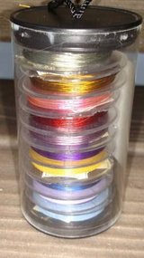 Tiger Tail Jewelry Stringing multi color Value Pack in Bolingbrook, Illinois