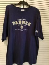 Mens XL Padre Adidas tee shirt in Oceanside, California