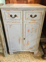 Great little shabby chic cabinet in Camp Pendleton, California