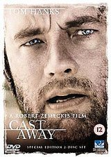 cast away (dvd, 2001, 2-disc set, special edition)  in Fairfax, Virginia