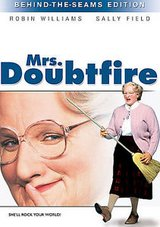 mrs. doubtfire (dvd, 2009, 2-disc set, behind the seams edition) in Fairfax, Virginia