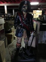 Fiberglass Pirate approx 6ft ECU  Best Offer Considered in Greenville, North Carolina