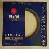 B+W 67mm UV Haze F-Pro with Multi-Resistant Coating Made in Germany in Bellaire, Texas