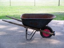 Wheel Barrow in Ottumwa, Iowa