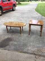 COFFEE TABLE AND END TABLE (matching) in Byron, Georgia