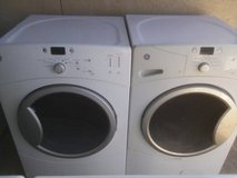 GE matching Front Load Washer Dryer in Fort Rucker, Alabama