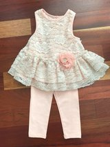 nwt pippa & julie baby toddler girl size 18 month spring summer dress retail$58 in Orland Park, Illinois