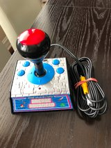 konami collector's series: arcade advanced plug n play frogger gyruss tested in Glendale Heights, Illinois