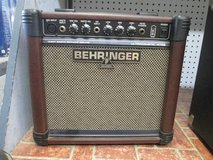 Behringer Guitar Amplifier in Cherry Point, North Carolina