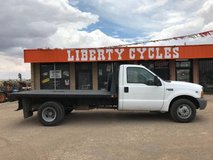 DIESEL! 1999 FORD F350 DUALLY FLATBED in Alamogordo, New Mexico