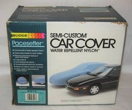 BUDGE Pacesetter Semi-Custom Car Cover - Water Repellent Nylon in Lockport, Illinois