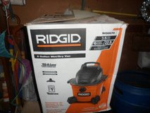 RIDGID 6 Gal 3.5 Peak HP Wet Dry Vac WD 0670 in Naperville, Illinois