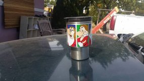 "Disney ""Grumpy"" Stainless Steel Coffee Mug w/Lid in Vacaville, California"