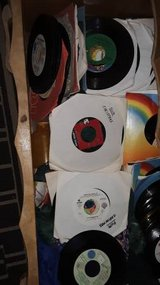 45 rpm Records $1 ea in Vacaville, California