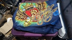 Christian Audigier Plastic Tote Bag in Vacaville, California