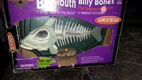 !! An Hilarious Gift !! **New in Box** Big Mouth Billy Bones in Vacaville, California