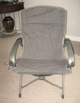 Folding Portable Chair - Aluminum Frame - Carry/Storage Bag in Lockport, Illinois