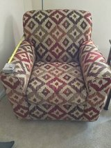 Ashley Furniture - swivels upholstered Chair in Schaumburg, Illinois