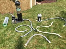 Pool Accessories - Cartridge Filter, Pump, Purifier, Hoses in Naperville, Illinois