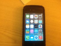 IPhone 4 with Rubber case in Fairfax, Virginia