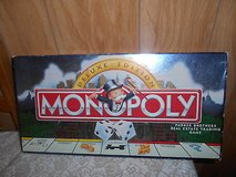 Parker Brothers MONOPOLY GAME -  Deluxe Edition!  Excellent Condition! in Bellaire, Texas