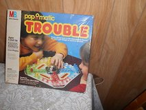 TROUBLE  Board Game!  Excellent Condition!  All game pieces included. in Bellaire, Texas