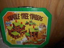 TUMBLE TREE TIMBERS = Lincoln Logs METAL CASE 380 PIECE SET in Spring, Texas