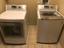 LG Washer and Dryer (Electric) in Leesville, Louisiana