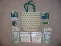 Girl Scout Bag, 2 Mini-Lights, Toothbrush, Cup, 2 Dunk Bags,2  Iron-On in Colorado Springs, Colorado