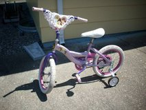 Princess bike in Tacoma, Washington