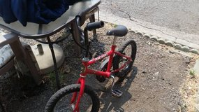 Small Child's Bicycle in Travis AFB, California